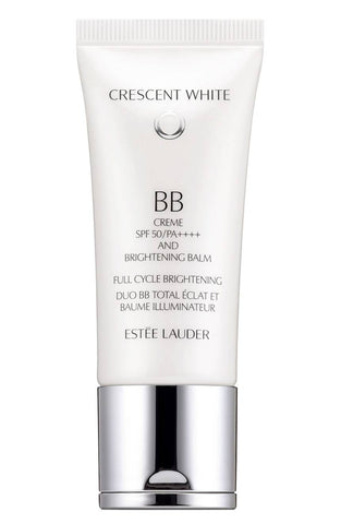 Estee Lauder Crescent White Full Cycle Brightening BB Creme and Brightening Balm SPF 50