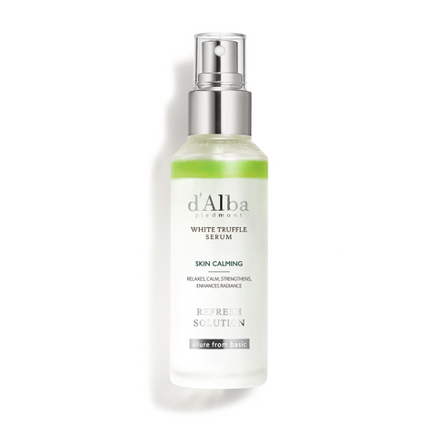 d'Alba White Truffle Refresh Skin Calming Serum