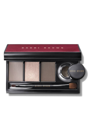 Bobbi Brown Satin & Caviar Eyeshadow & Long-Wear Gel Eyeliner Palette