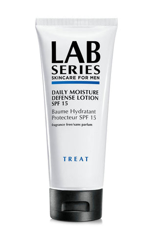 Lab Series Skincare for Men Daily Moisture Defense Lotion Broad Spectrum SPF 15