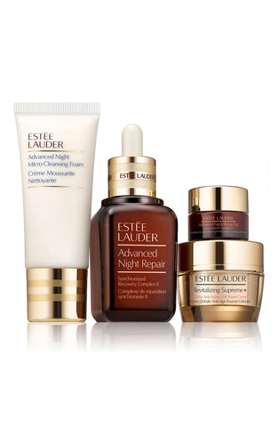 Estee Lauder Repair + Renew for Firmer, Radiant-Looking Skin Set