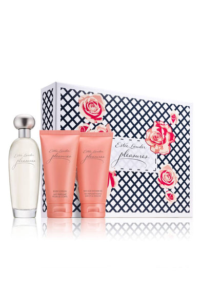 Estee Lauder pleasures Simple Moments Collection