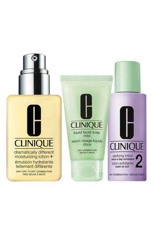 Clinique Glowing Skin Essentials
