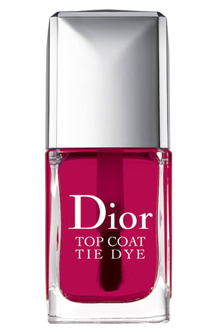 Dior Top Coat Tie Dye