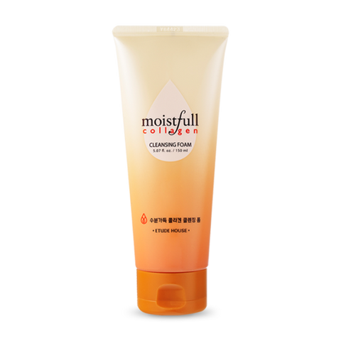 Etude House Moistfull Collagen Cleansing Foam
