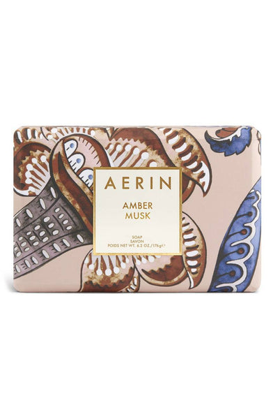 AERIN Amber Musk Soap
