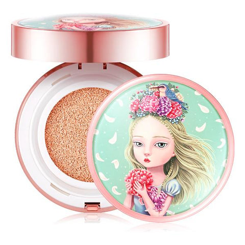 Beauty People Radiant Girl Cushion - eCosmeticWorld