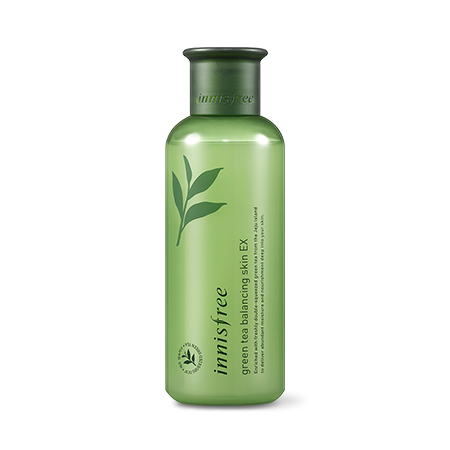 Innisfree Green Tea Balnacing Skin (Toner)