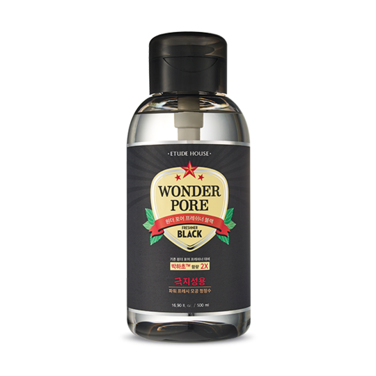 Etude House Wonder Pore Freshner Black 500ml