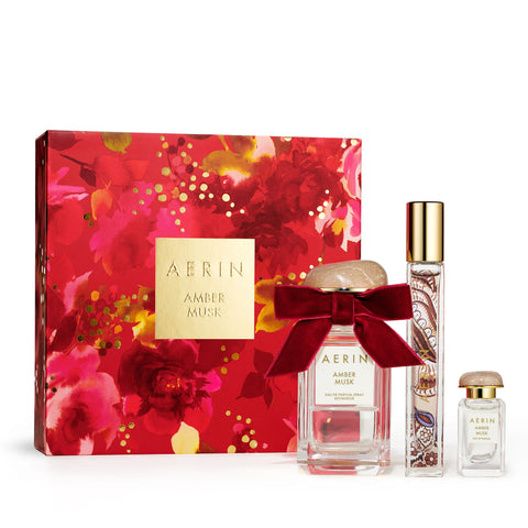 AERIN Amber Musk Holiday Set