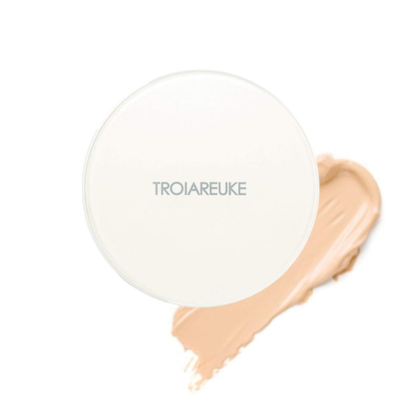 TROIAREUKE Skincare H+ Cushion Foundation SPF 50+ / PA++++ & Refill Special Set