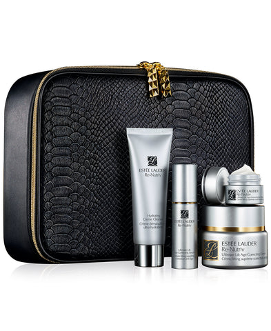 Estee Lauder Re-Nutriv Indulgent Luxury for Face: Ultimate Lift Age-Correcting Creme Collection
