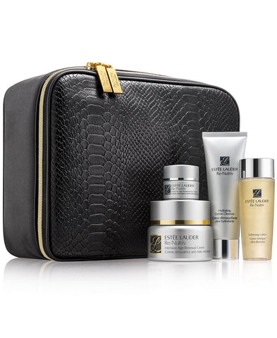Estee Lauder Re-Nutriv Indulgent Luxury for Face: Intensive Age-Renewal Collection
