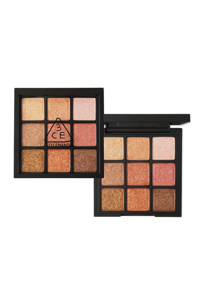 3CE Multi Eye Color Palette #ALL NIGHTER - eCosmeticWorld