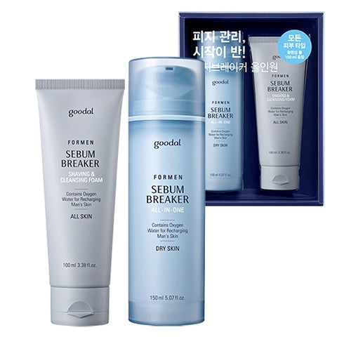 goodal For Men Sebum Breaker All-In-One (DRY SKIN)
