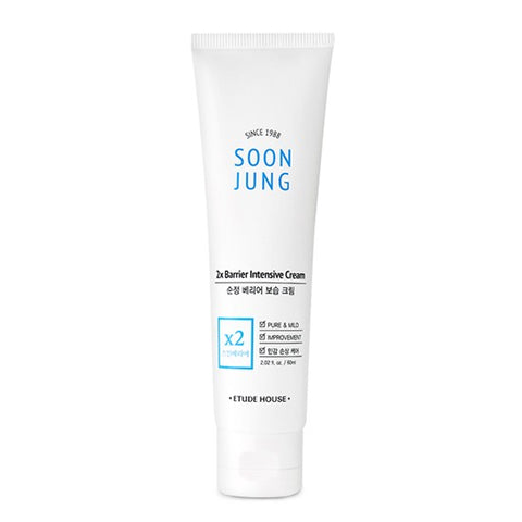 Etude House SoonJung 2x Barrier Intensive Cream 60ml