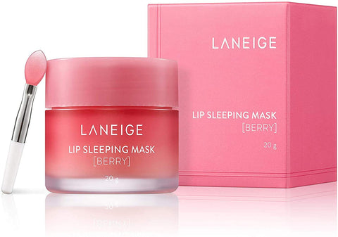 Laneige Lip Sleeping Mask - Berry (New Renewal Packaging)