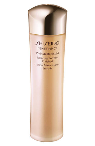 Shiseido Benefiance WrinkleResist24 Balancing Softener Enriched, 300mL / 10 FL. OZ