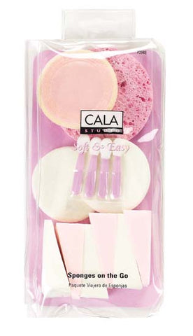 CALA SPONGES ON THE GO