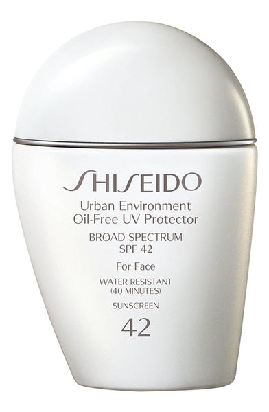 Shiseido Urban Environment Oil-Free UV Protector SPF 42