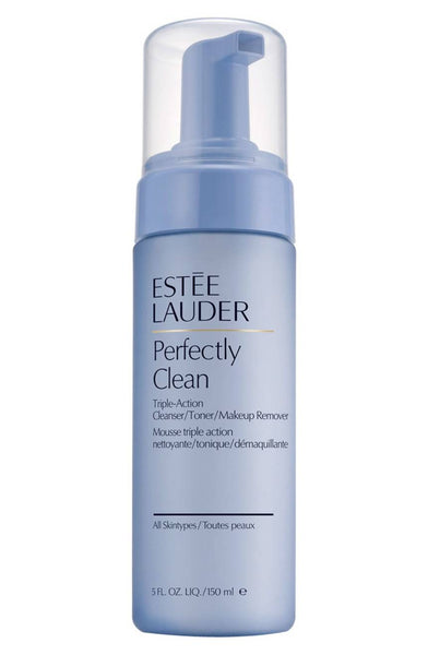 Estee Lauder Perfectly Clean TripleAction Cleanser/ Toner/ Makeup Remover