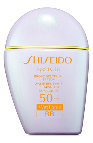 Shiseido Sports BB WetForce SPF 50+