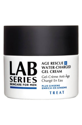 Lab Series Skincare for Men AGE RESCUE+ Water-Charged Gel Cream