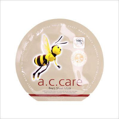 A.C. CARE BEE's Sheet Mask