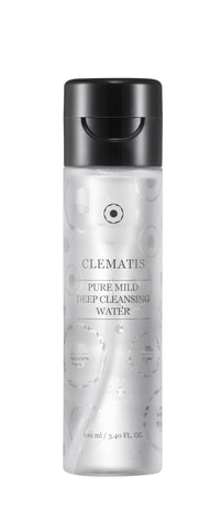 CLEMATIS PURE MILD DEEP CLEANSING WATER