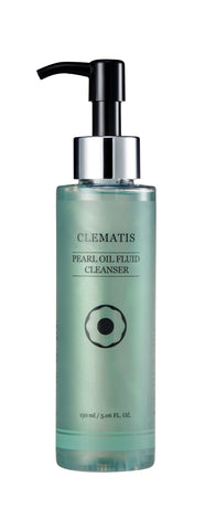 CLEMATIS PEARL OIL FLUID CLEANSER