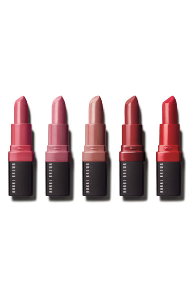 Bobbi Brown Lip Crush Mini Crushed Lip Color Set (Limited Edition)