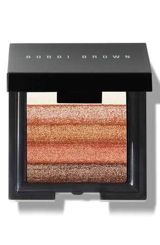 Bobbi Brown Mini Shimmer Brick Compact - Bronze (Limited Edition)
