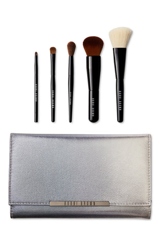 Bobbi Brown 6-Pc. Travel Essentials Brush Set ($221 Value Limited Edition)