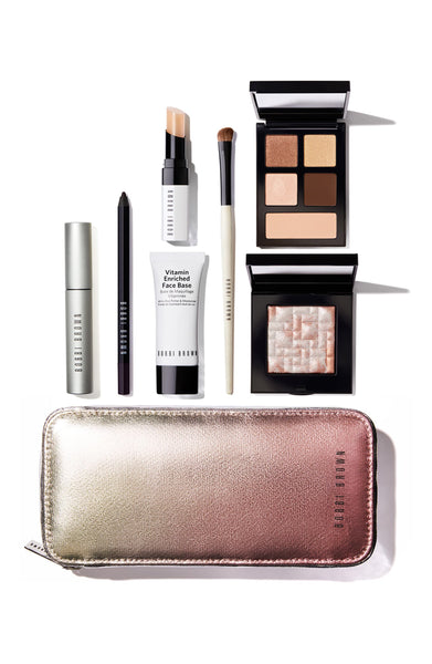 Bobbi Brown Away We Glow Set ($316 Value Limited Edition)