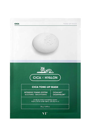 VT Cica Tone-up Mask - eCosmeticWorld