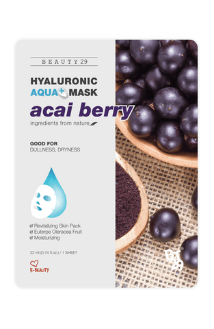 BEAUTY29 Hyaluronic Aqua+ Mask