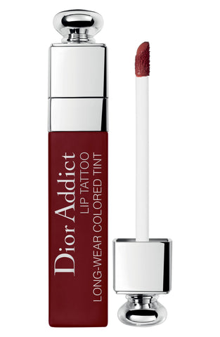 Dior Addict Lip Tattoo - Wild Earth Collection Limited Edition 831 Natural Brown - eCosmeticWorld