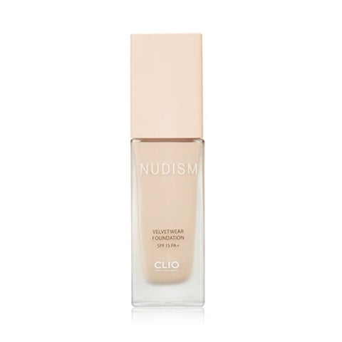 CLIO Nudism Velvetwear Foundation SPF 15 PA+