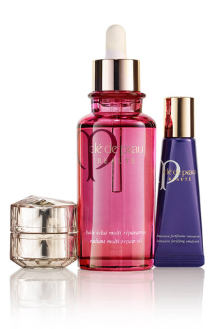 Clé de Peau Beauté The Ultimate Oil Collection Set
