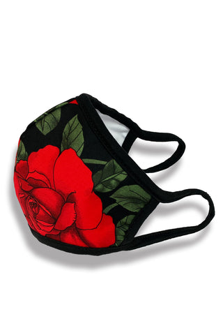 Neoprene 3D 3 Layer Washable Reusable Fashion Face Mask Made in USA - eCosmeticWorld