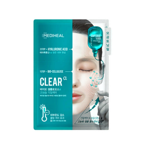 MEDIHEAL CAPSULE100 BIO SECONDERM CLEAR