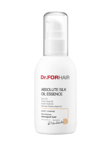 Dr.FORHAIR Absolute Silk Oil Essence 100 ml / 3.38 fl.oz - eCosmeticWorld