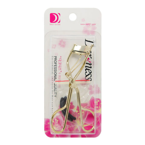 DARKNESS EYELASH CURLER GOLD