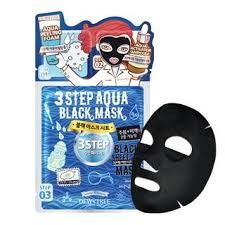 Dewytree 3 STEP AQUA BLACK MASK