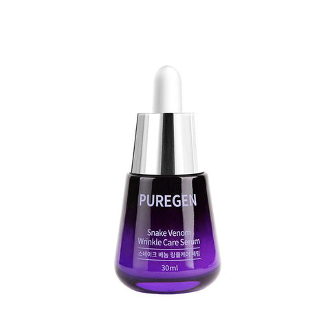 Puregen Snake Venom Wrinkle Care Serum - eCosmeticWorld