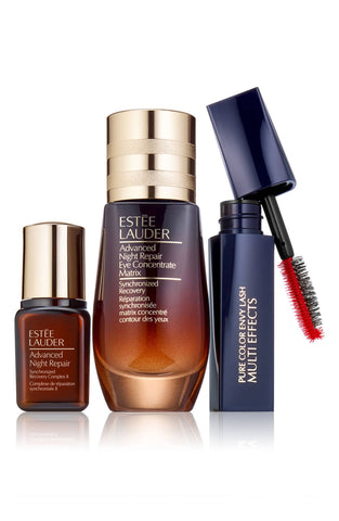Estee Lauder Beautiful Eyes Repair + Renew For A Fresh, Wide-Open Look Set