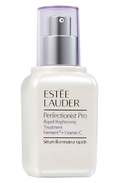 Estee Lauder Perfectionist Pro Rapid Brightening Treatment with Ferment² + Vitamin C, 1.7 FL OZ / 50 ML - eCosmeticWorld