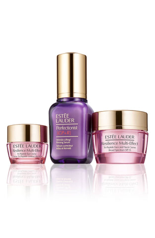 Estee Lauder Perfectionist Anti-Wrinkle Collection for More Radiant, Resilient Skin