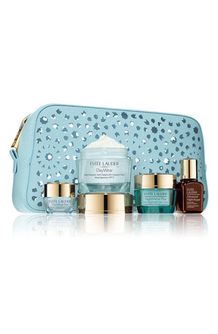 Estee Lauder Protect + Refresh for Healthy, Youthful Looking Skin Set