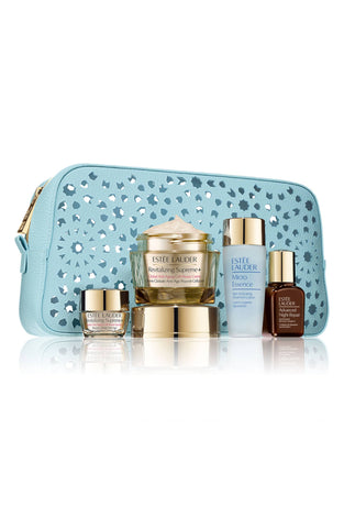 Estee Lauder Smooth + Glow for Youthful Looking Skin Set